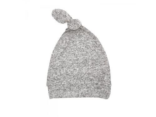 Aden and Anais - aden + anais bonnet maille ultra-cosy heather grey (taille unique)