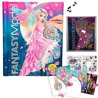 Modele Fantaisie Livre A Colorier Livre A Colorier Led Sound Top Model