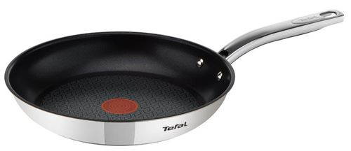 Tefal anti-adhésif en acier inoxydable 24 cm intuition inductionable cuisine poêle à frire a7030415