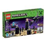 LEGO Minecraft 21117 - De Enderdraak