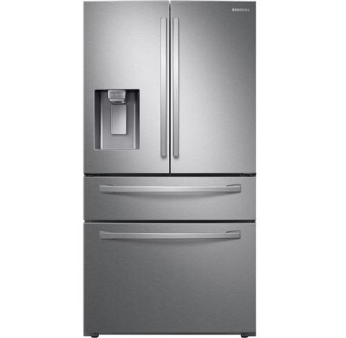 Samsung - Rf22r7351sr- Refrigerateur French Door - 501l 339l + 123l + 39l - Froid Ventile Plus - A+ - L90,8cm X H177,7cm - Inox