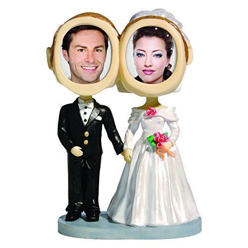 Neil Enterprises, Inc Mariage Couple Photo Tête Bobble