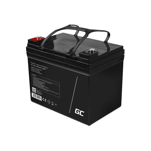 Green Cell AGM Batterie au plomb 12V 33Ah