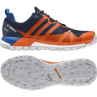 Chaussures adidas TERREX Agravic GTX Taille 44 23 Bleu