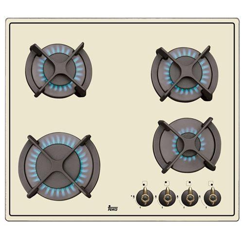 TEKA Il 60 4 G AI AL 40260710 Plaque/4,58 cm/commande mécanique