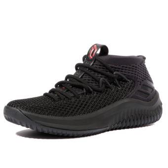 4 Dame Noir Basketball Enfant Pointure Pour De Adidas Chaussures IqwvU41