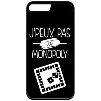 coque iphone 8 monopoly