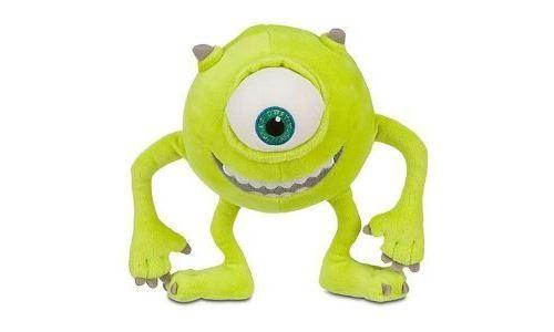 Figurine en peluche Mike Wazowski (8 po) en peluche Disney Monsters Inc.