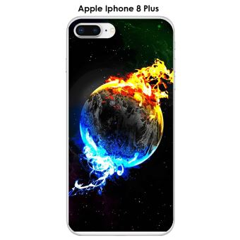 coque iphone 8 planetes