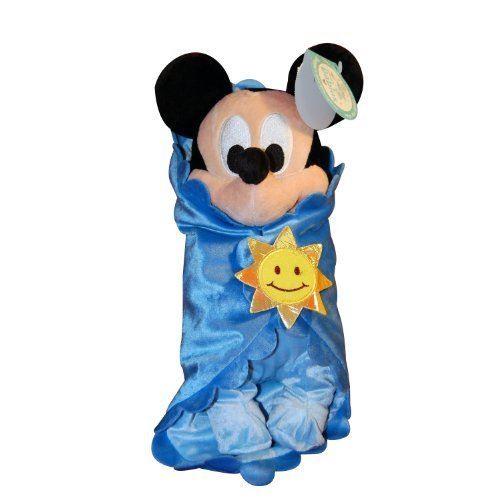 Couverture de bébé 10 peluches Exclusive Mickey Babies des parcs Disney