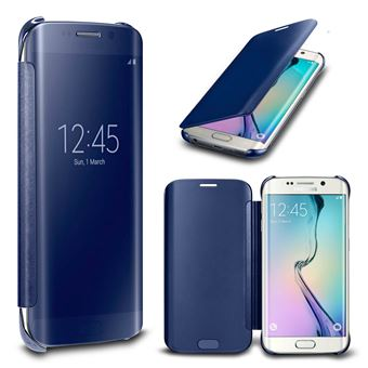 coque clearview samsung s7 edge