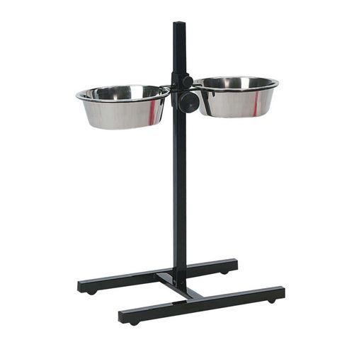 Bar a chien Otis . hauteur max 60 cm. bol ø 21 cm. 1,5 litres. pour chien. - Flamingo Pet Products - FL-1030081