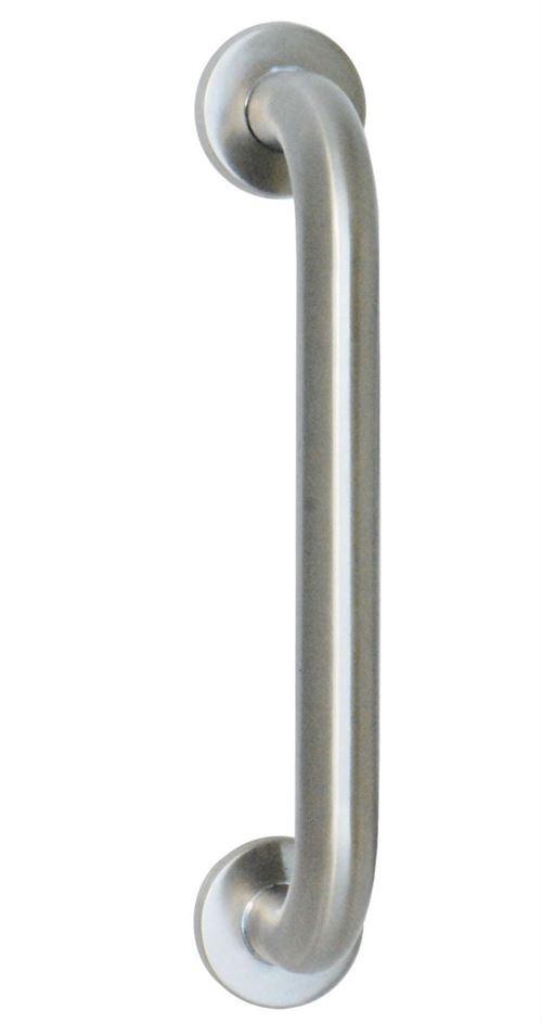 Poignée de tirage BLINDOMAX Bordeaux - Ø25mm - ea.300 mm - montage en applique - IN403M