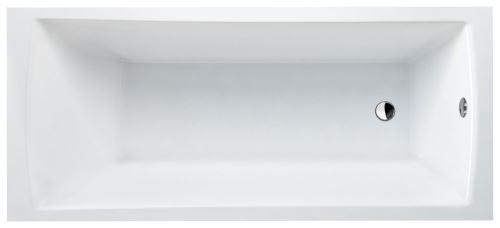 CLEARGREEN Baignoire à encastrer SUSTAIN R6 170X75 Blanc