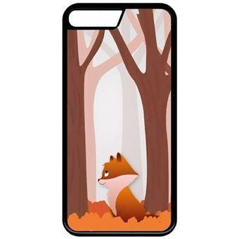 coque iphone 7 plus renard