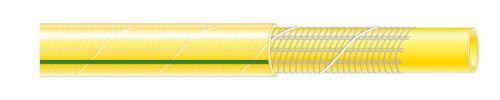 Ribiland - Tuyau d'arrosage tricoté antivrille Ø25mm Long25m - PRTA25J25