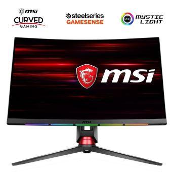 """Ecran Gaming MSI Optix MPG27CQ 27"""" Incurvé"""
