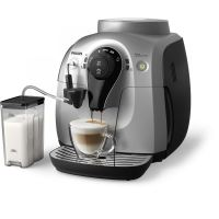 Philips 2100 Series HD8652 Auto Koffieapparaat Black/Silver