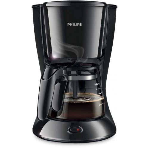 Philips Daily Collection HD7432 - Cafetière - noir