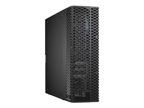 PC de bureau Dell optiplex 7050 sff - i5-7500 - 8gb - 256gb ssd - windows 10 pro - hd 630 - dvd rw -