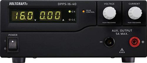 Alimentation de laboratoire réglable 1 - 16 V/DC / 0 - 40 A / 640 W VOLTCRAFT DPPS-16-40