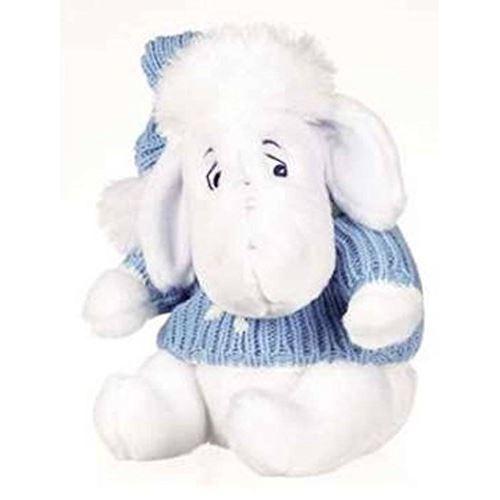 Pull en flocon de neige blanc Disney Store Peluche 12 en peluche
