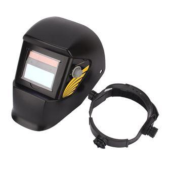 casque soudage automatique Masque de soudage soudeur avec cellules solaires