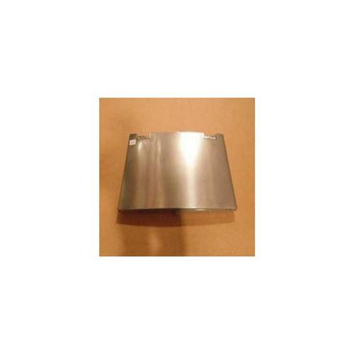 Porte congelateur isolee platinium inox pour refrigerateur samsung - s013760