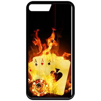 coque iphone 8 poker