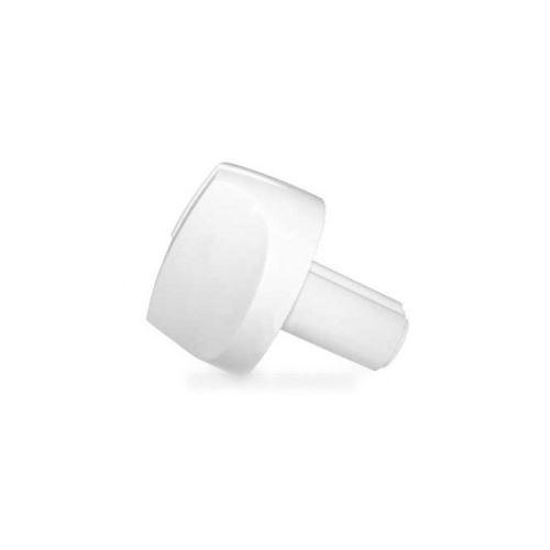 Bouton de gaz blanc pour cuisiniere electrolux - 7145205