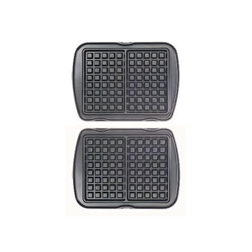 plaques gauffres (x2) pour gaufrier lagrange
