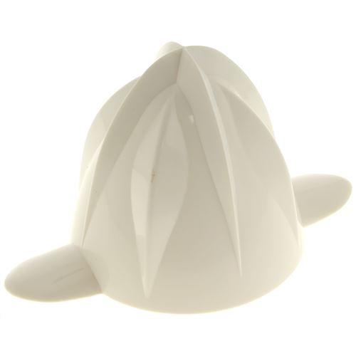 Cone presse-agrumes blanc pour Presse agrumes Moulinex, Centrifugeuse Moulinex, Presse agrumes Krups, Presse agrumes Rowenta