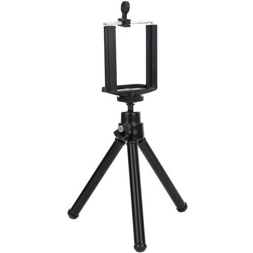 télescope monoculaire à mise au point variable 18X vision nocturne avec trépied pince de téléphone