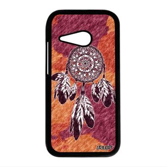 Coque One M8 Mini Attrape Reve Case Smartphone Dessin Etoile Ethnic