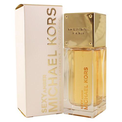 MICHAEL KORS SEXY AMBER agua de perfume vaporizador 50 ml