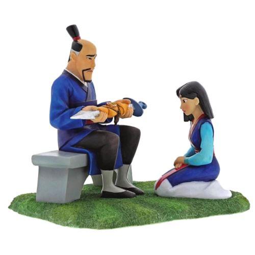 Cadeaux à Honor Disney Enchanteur Collection Mulan Figurine