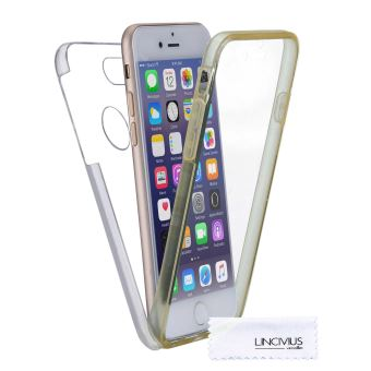coque iphone 8 360 silicone