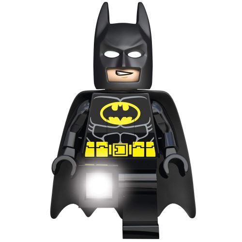 Lego : lampe de poche batman - figurine de 23cm - enfant - super heros