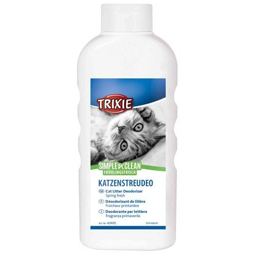 Désodorisant de litière fraîcheur Simple'n'Clean, poudre de bébé, 750g - Trixie - TR-42406