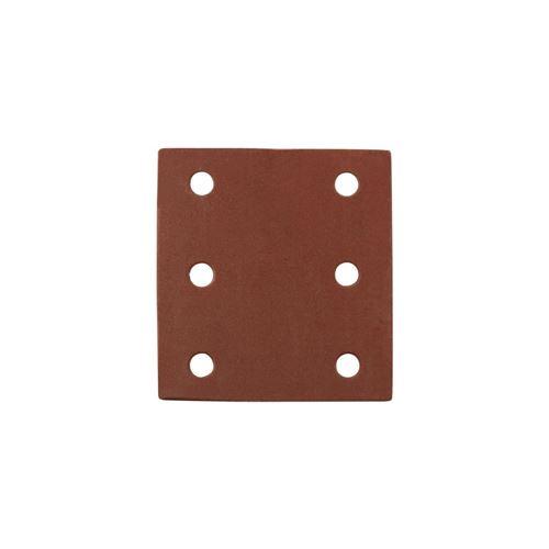 Kit 10 disques abrasifs RYOBI grain 80 - 100 - 120 - 240 - 113 x 106 mm - RAKQSSA10
