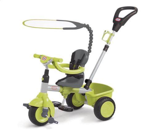 Tricycle 4 en 1 lime