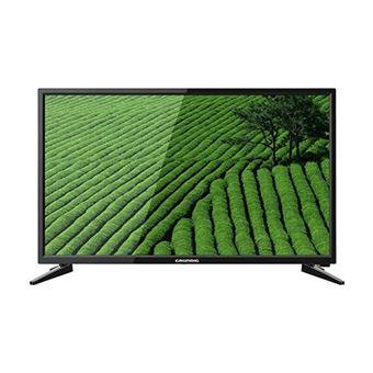 "Grundig 24 VLE 4820 - 24"" Klasse Vision 4 LCD-TV - 720p 1366 x 768 - zwart"