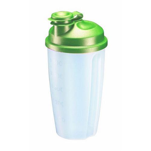 Shaker A Sauce Vinaigrette 500 Ml Gradue Vert Plastique