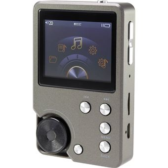 Renkforce MP3-Player HFP-C2 noir