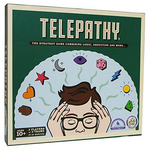 Telepathy by Mighty Fun Logique en tête-à-tête, jeu de stratégie