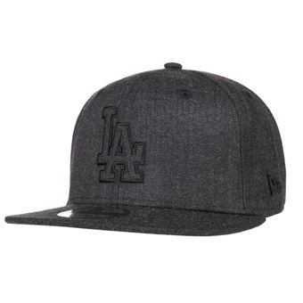 eef21a9f5ad0a Casquette de baseball MLB Los Angeles Dodgers New Era Heather Essential  snapback 9fifty Gris taille casquette - M L (56.8-60.6cm) - Supporter de  baseball ...