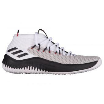 Chaussures de Basketball adidas Dame 4 blanc pour homme Pointure 47 13