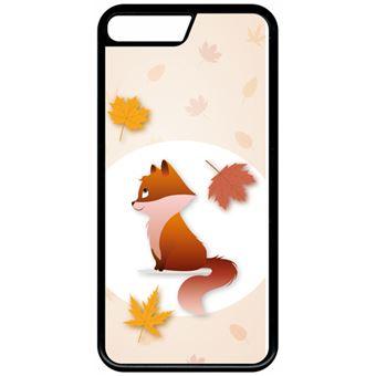 coque renard iphone 7