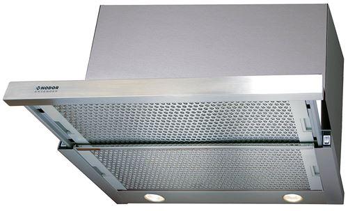 Nodor 1709 Hotte/lin Hotte Hotte/90 cm/Eco Éclairage LED