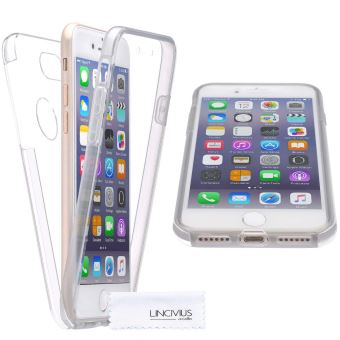 coque 360 transparente iphone 8 plus
